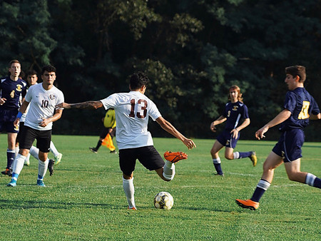 FTC MEN'S SOCCER  TAKES DOWN PRATT