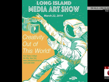 Long Island Media Arts Show