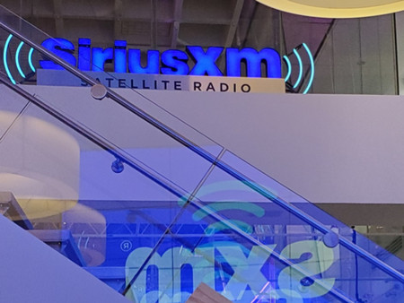 FTC MASS COMM STUDENTS VISIT Sirius XM Radio in NYC