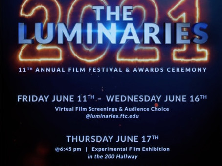 FTC GETS READY FOR THE 2021 LUMINARIES