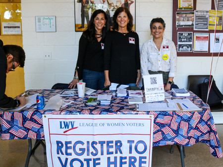 League of Women Voters 'Meet the Candidates Night' at FTC on October 16th