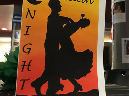 LATIN NIGHT CELEBRATES NATIONAL HISPANIC HERITAGE MONTH