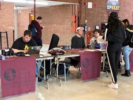 FTC StudentS get their Fair Share at the Club Fair