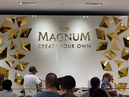 Magnum x Saks Fifth Avenue Welcome NYFW