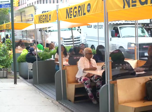 NYC RESTAURANTS REAdY FOR INDOOR DINING