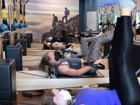 REFORM YOURSELF WITH PILATES