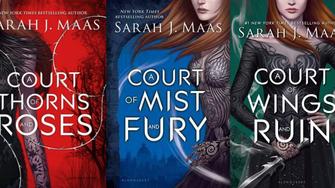 UN PALAIS D'EPINES ET DE ROSES – Sarah J. Maas: un Seigneur des anneaux, mais en beaucoup plus glam