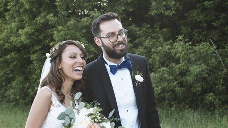 Houda x Johny's wedding