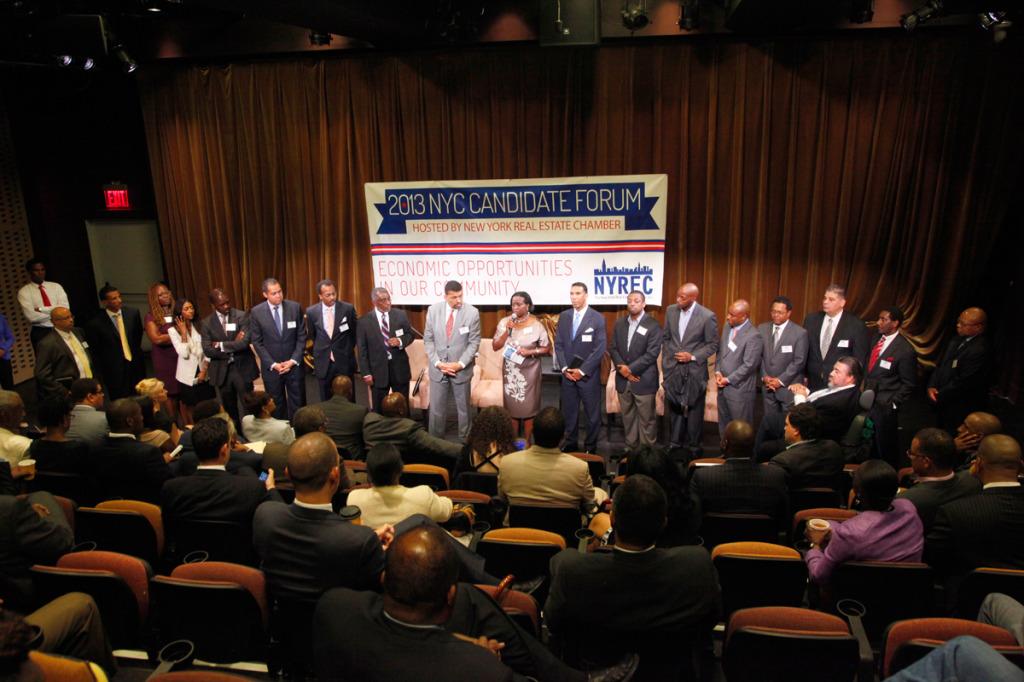 2013 NYREC Candidate Forum