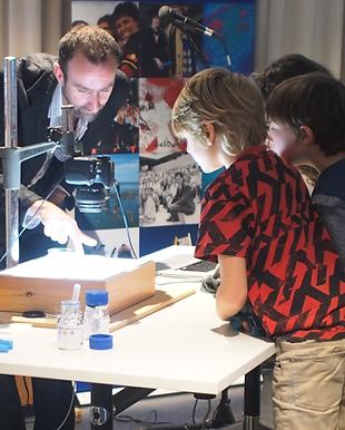 Inspiring Australia teaching stem