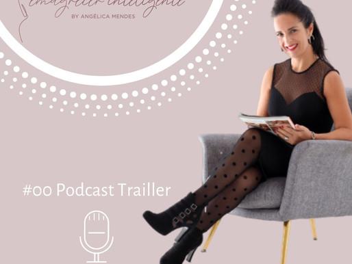 O nosso podcast está no mundo