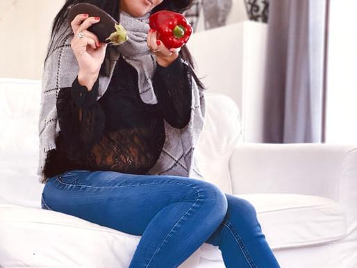 Como manter a saciedade por mais tempo comendo fruta e legumes?
