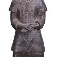 Large Terracotta Warrior Statue