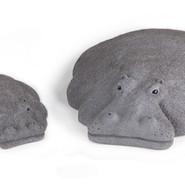 Hippo Sculpture