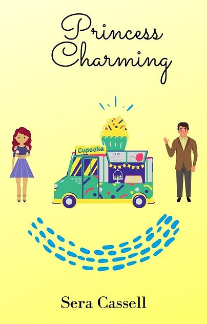 Princess Charming Book cover without sho