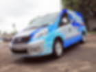 Поклейка транспорта в Черкассах, брендирование авто в Черкассах