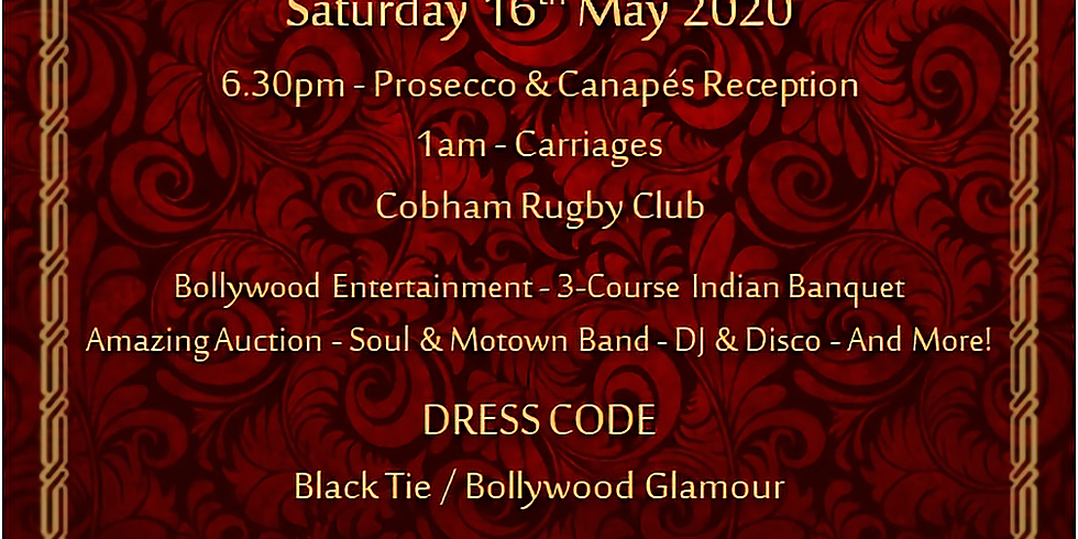 Bollywood Summer Ball 2020