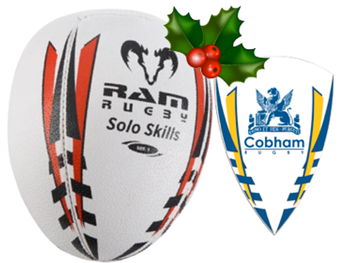 Cobham Branded Solo Skills Ball