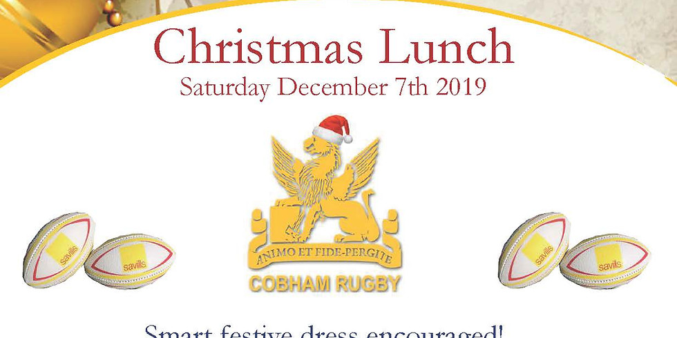 Christmas Lunch 2019