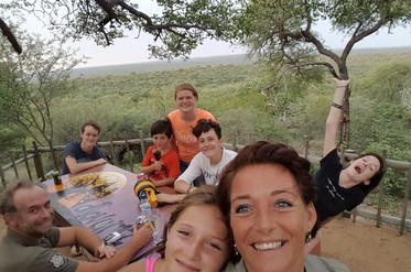At Ndlovumzi view point
