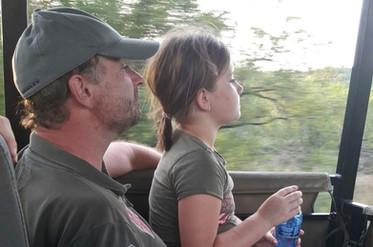 Safari in Kruger NP