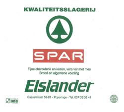 Spar Elslander