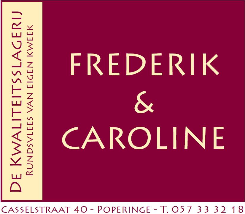 Slagerij Frederik & Caroline