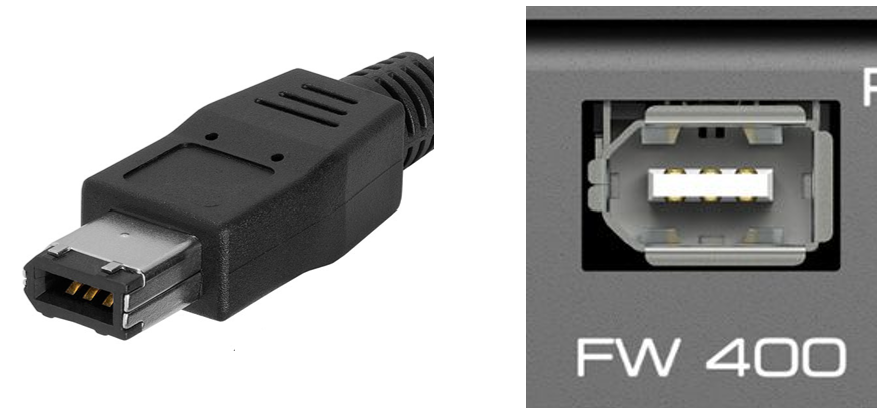 Firewire audio cable