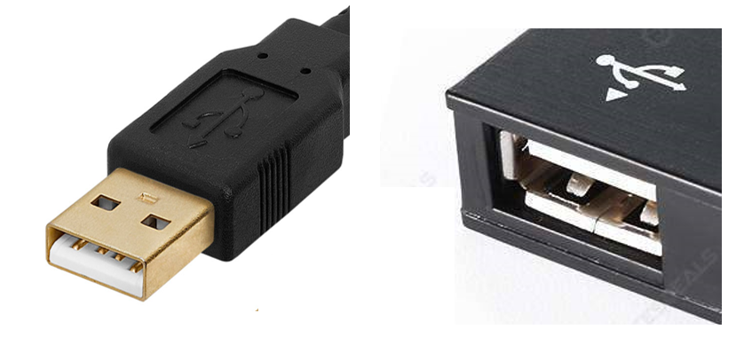 USB 2 Audio Connector