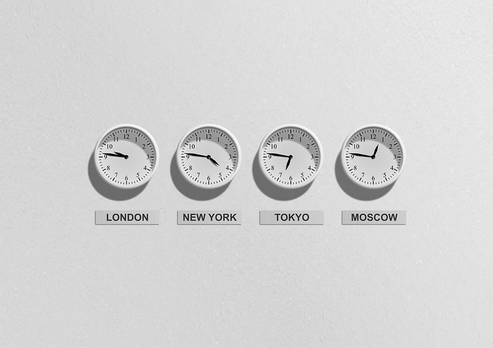 Digital device clocking