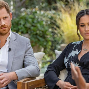 What I know for sure from Meghan and Harry's interview with Oprah