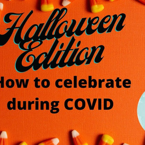 How to celebrate Halloween COVID style