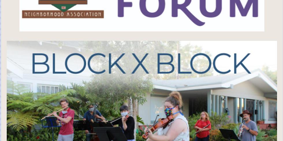 Bluff Heights Neighborhood Association (BHNA) Neighborhood Forum