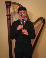 Mask Harp