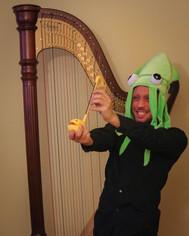 Squid Harp