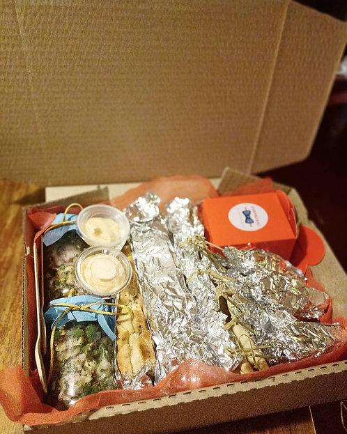 Aperitivo 5 personas BOX Delicious