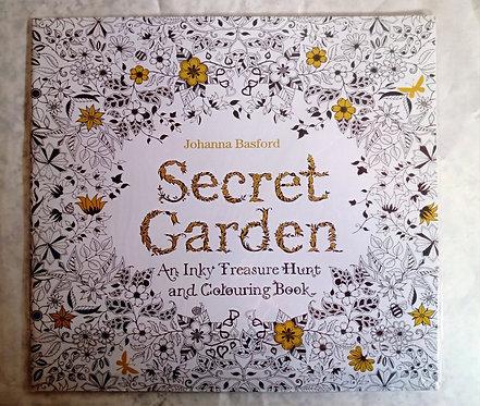 Colorear Secret Garden