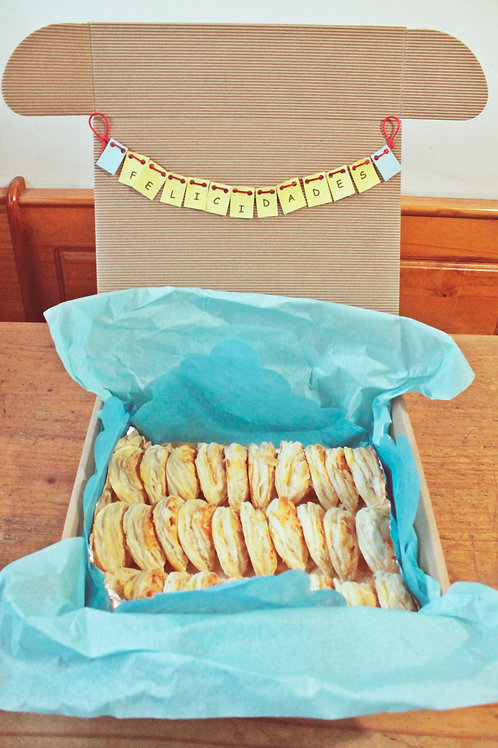 Empanaditas Caseras BOX Delicious