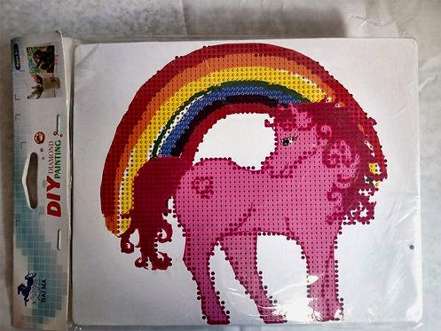 Pony Arcoíris BORDADO