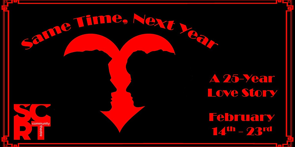 Same Time, Next Year [Trinidad Community Theatre]  - Sunday