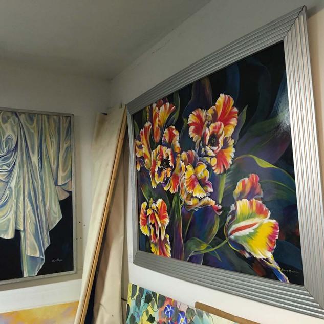 Parrot Tulips 33X46 $1500.jpg