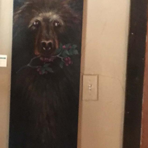 Berry Bear 12X36 $400.jpg