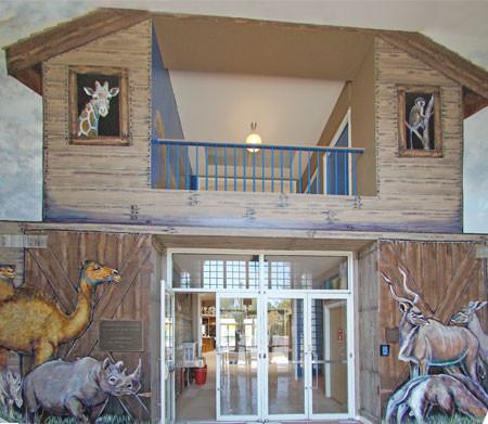 Trinity Baptist  Noahs Ark Entryway.jpg