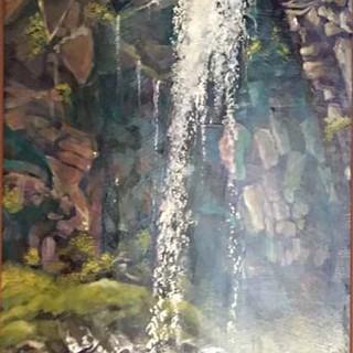 Chaparell Falls