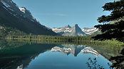 3 day hiking trip to Pyramid Mountain, Glacier National Park, Montana, USA