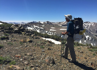 Hiking gear part 1: The Big 3 & different gear in different circumstances