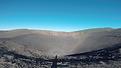 Cindercone volcano crater - Lassen National Park