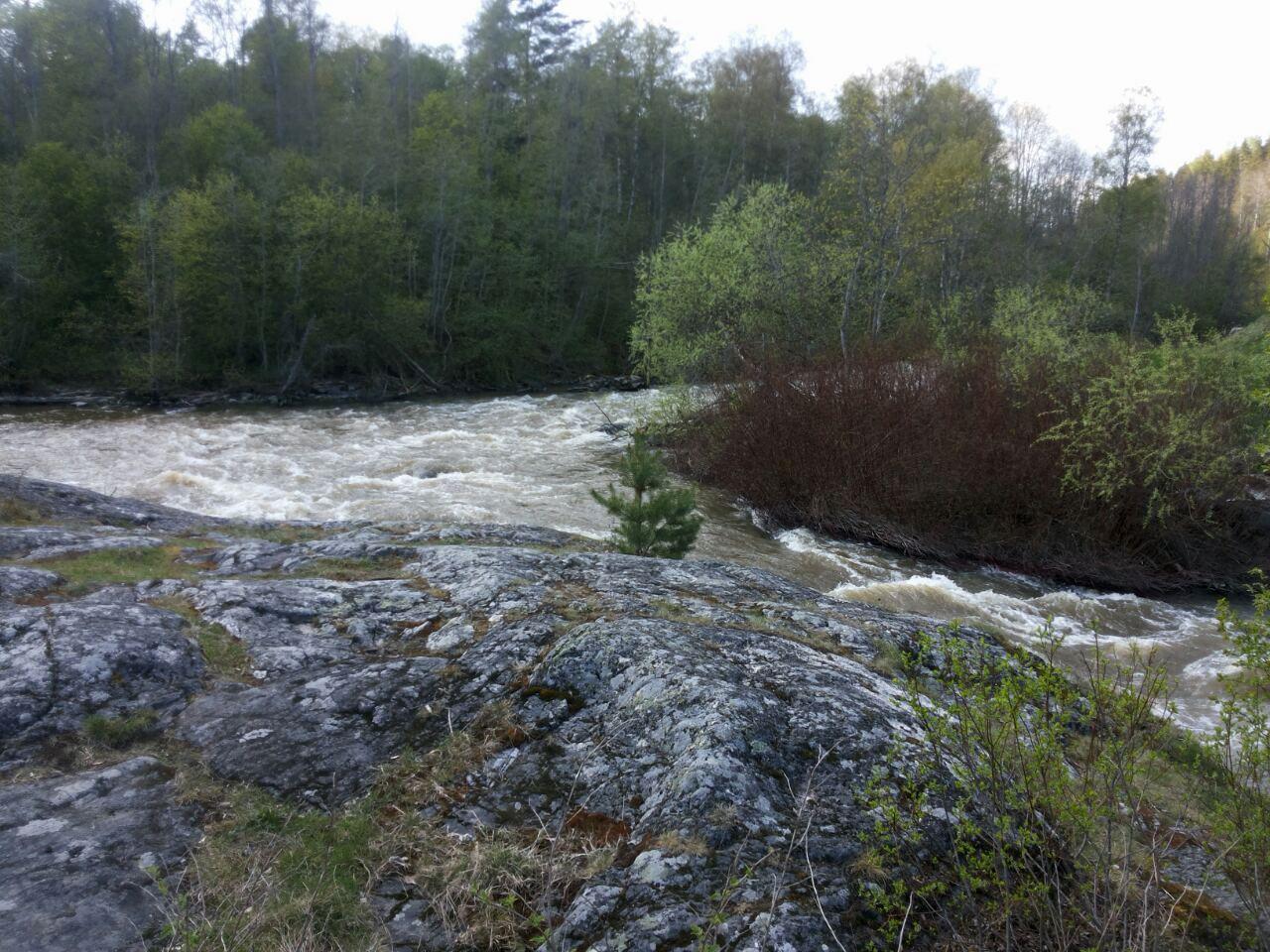 Асилан река