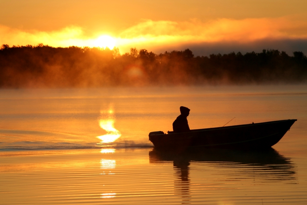 Утро рыбака Асилан