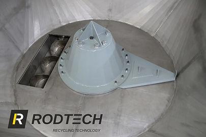 Загрузчик дозатор субстрата для биогазовой станции